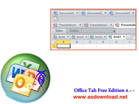 Office Tab Free Edition 8