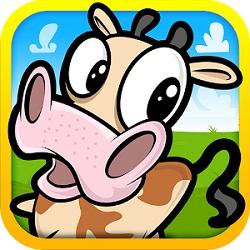 دانلود Run Cow Run 1.9.0 - بازی جالب گاو دونده برای اندروید