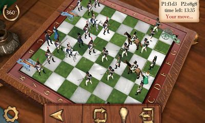 android _chess_war