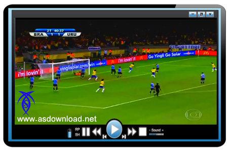 video Brasil and Uruguay 2-1