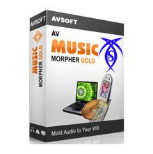 دانلود نرم افزار جدا سازی صدا از آهنگ AV Music Morpher Gold