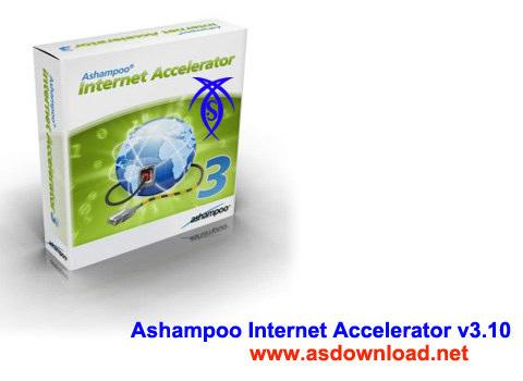 دانلود نرم افزار افزایش سرعت اینترنت - Ashampoo Internet Accelerator v3.10
