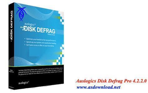Auslogics Disk Defrag Free 6.2.0.0 + Portable -یکپارچه سازی و افزایش سرعت هاردیسک