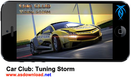 Car Club Tuning Storm