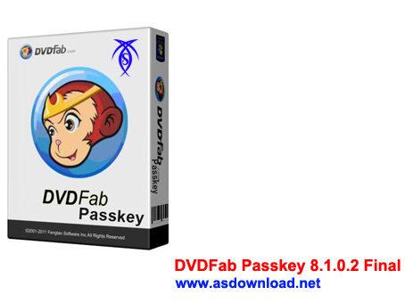 DVDFab Passkey 8.1.0.2 Final