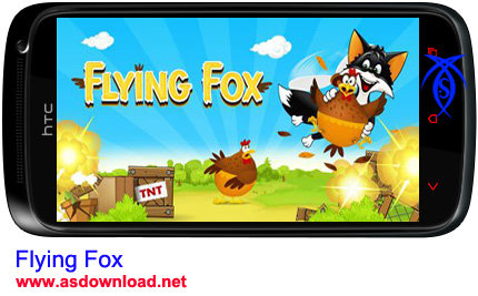 android Flying Fox