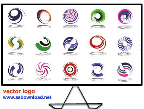 دانلود وکتور لوگو برای طراحی وب