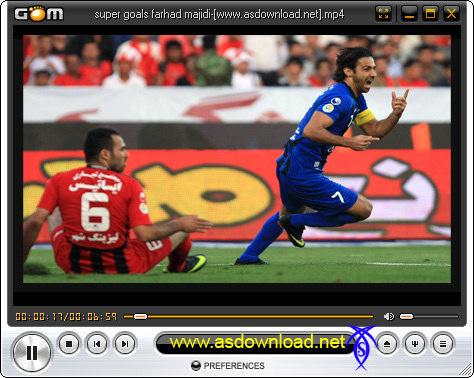 super goal farhad majidi