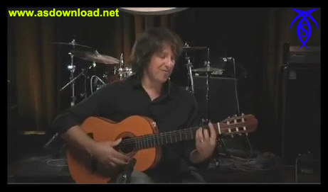 video guitar flamenco