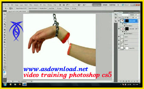 video training photoshop cs5