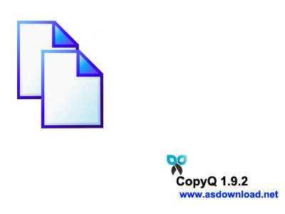 دانلود نرم افزار مدیریت کپی و کلیپ بورد ویندوز CopyQ 1.9.2