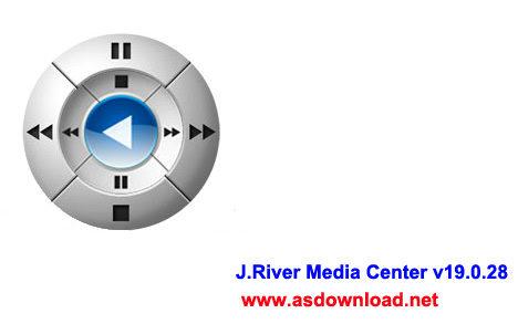 دانلود نرم افزار پخش فایل های صوتی و تصویری J.River Media Center v19.0.28