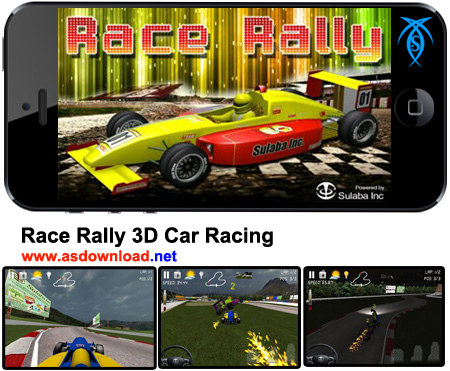 Race Rally 3D Car Racing