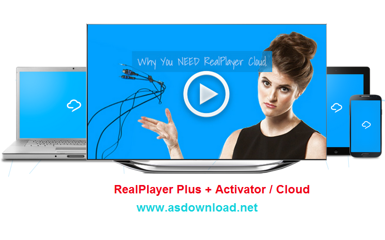 Realplayer-Cloud