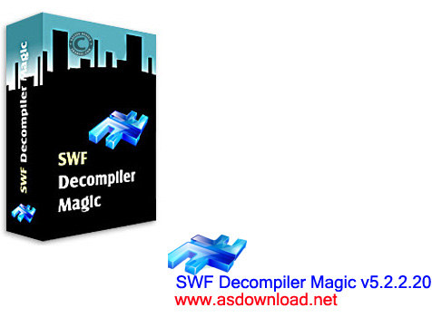 SWF Decompiler Magic v5.2.2