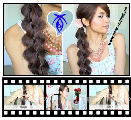 Tutorial Hair Texture