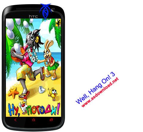دانلود بازی فوق العاده زیبای Well, Hang On! 3 برای موبایل