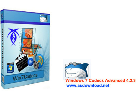 ADVANCED Codecs for Windows 7/8/10 v6.4.1 + x64 – دانلود کدک جدید ویندوز