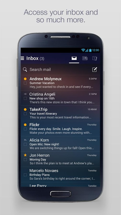 Yahoo Mail – Free Email App-3