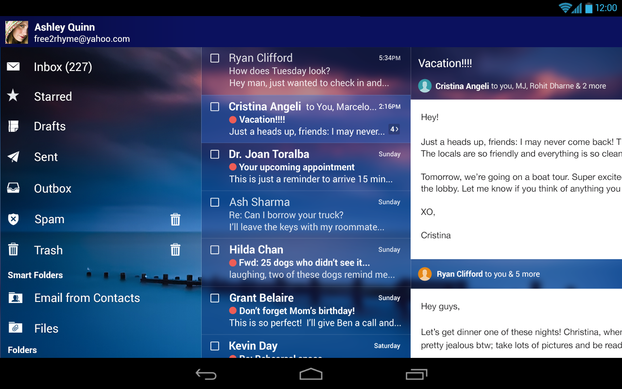 Yahoo Mail – Free Email App-5