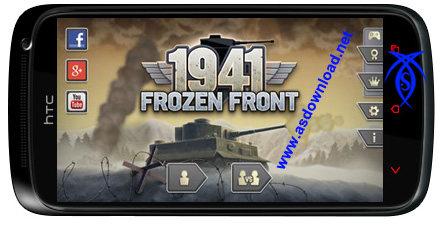 دانلود بازی جنگی جبهه منجمد 1941