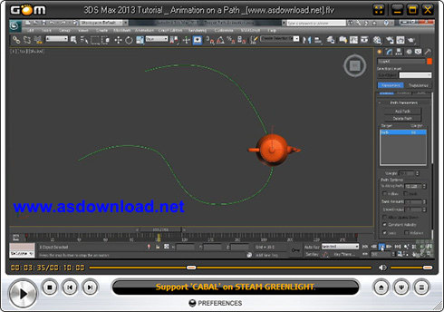 3DS Max 2013 Tutorial