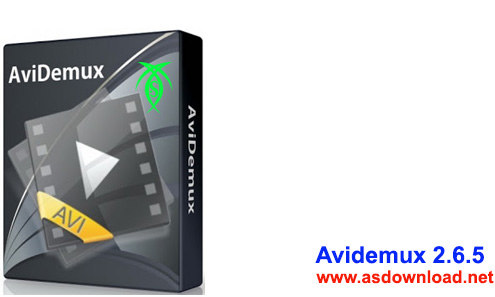 دانلود نرم افزار ویرایش فیلم Avidemux 2.6.5
