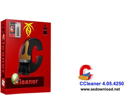 دانلود CCleaner Pro v5.0.4.5151+crack