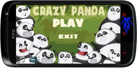 دانلود بازی خرس دیوانه برای آندروید-Crazy Panda