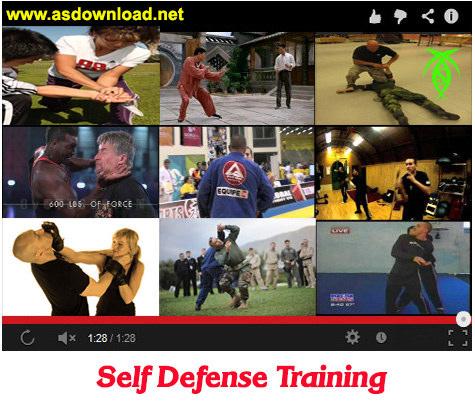 دانلود فیلم آموزش دفاع شخصی -Self-Defense Training
