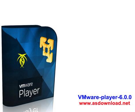 دانلود نرم افزار مجازی ساز VMware-player-6.0.0-1295980