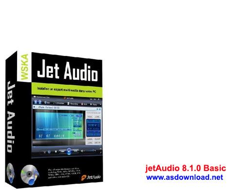 دانلود پلیر jetAudio 8.1.0 Basic