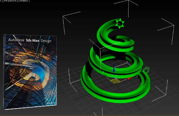 toturial 3ds max 2013