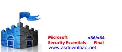 Microsoft Security Essentials 4.3.219.0 Final