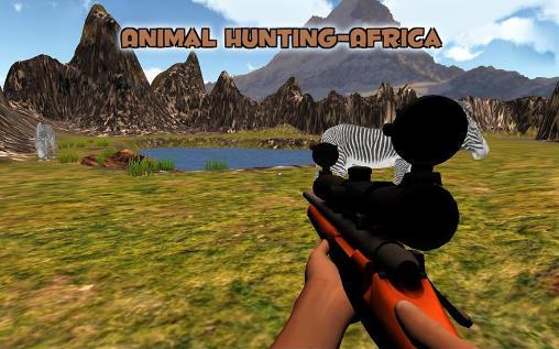 Animal hunting: Africa – بازی شکار حیوانات برای اندروید