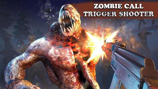 Zombie call: Trigger shooter-بازی مبارزه با ارتش زامبی ها-ماشه تیرانداز