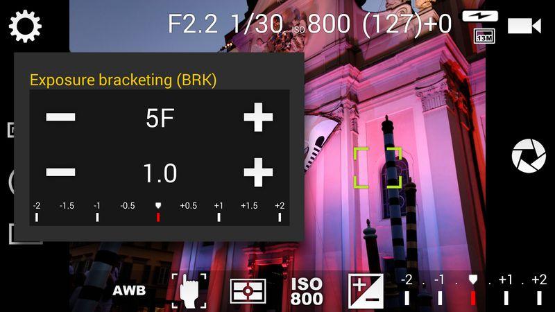 Camera.FV 5 android