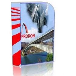 دانلود PROKON 3.0.26 – نرم افزار طراحی سازه های فولادی و بتنی