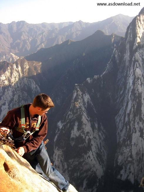 Huashan Danger Trail IN WORLD (1)