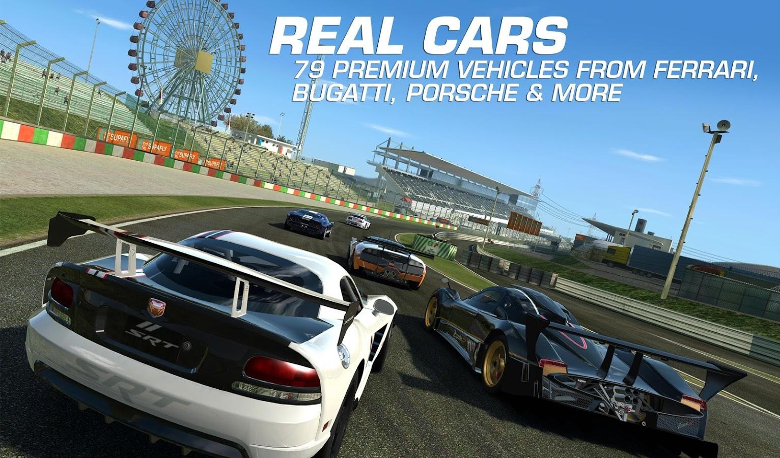 2-Real Racing 3