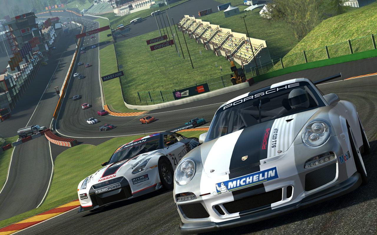 4-Real Racing 3