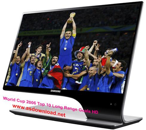 Fifa World Cup 2006 Top 10 Long Range Goals