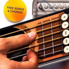 Real Guitar Free Chords Tabs Simulator Games 1