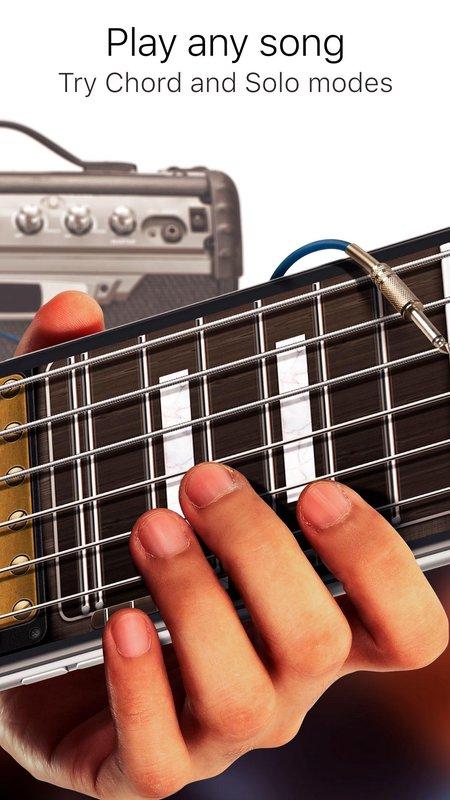 Real Guitar Free Chords Tabs Simulator Games 2