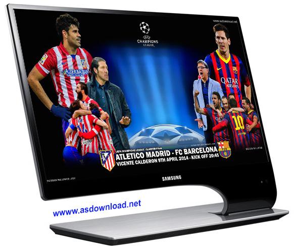 Barcelona FC Theme windows 8
