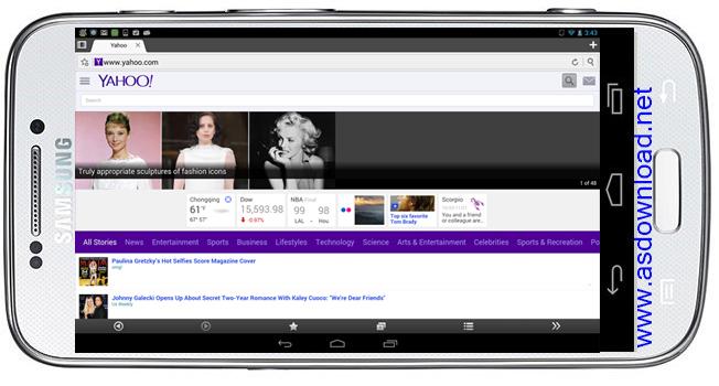 Boat Browser Pro 7.1 – مرورگر جدید و پرسرعت برای آندروید +License Key