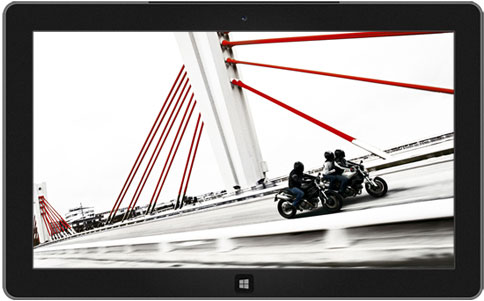 Ducati theme windows 8