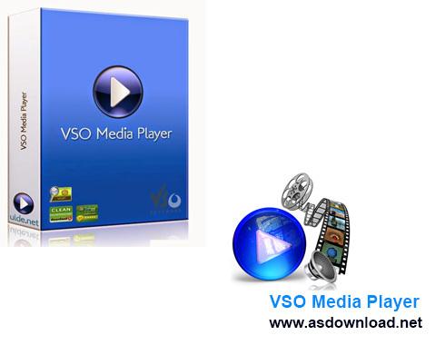 VSO Media Player v1.4.10.498-دانلود مدیا پلیر جدید