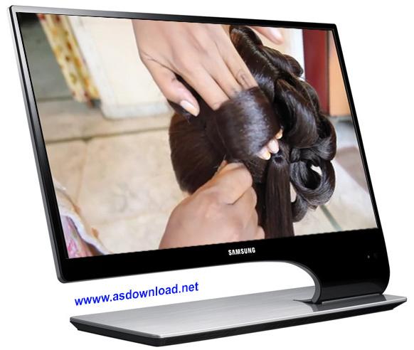 wedding Hairstyles-دانلود فیلم آموزش بافت موی عروس به روش حرفه ای