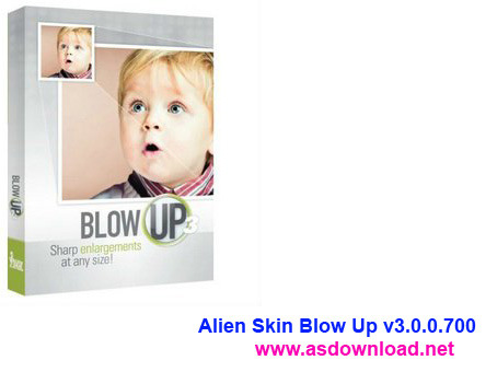 Alien Skin Blow Up v3.0.0